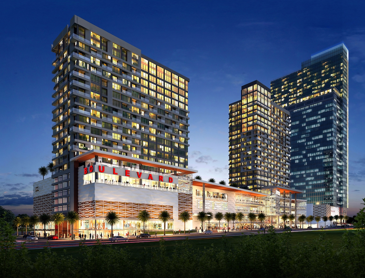 Boulevard Plaza Cost Rica Mixed Use Design Architects