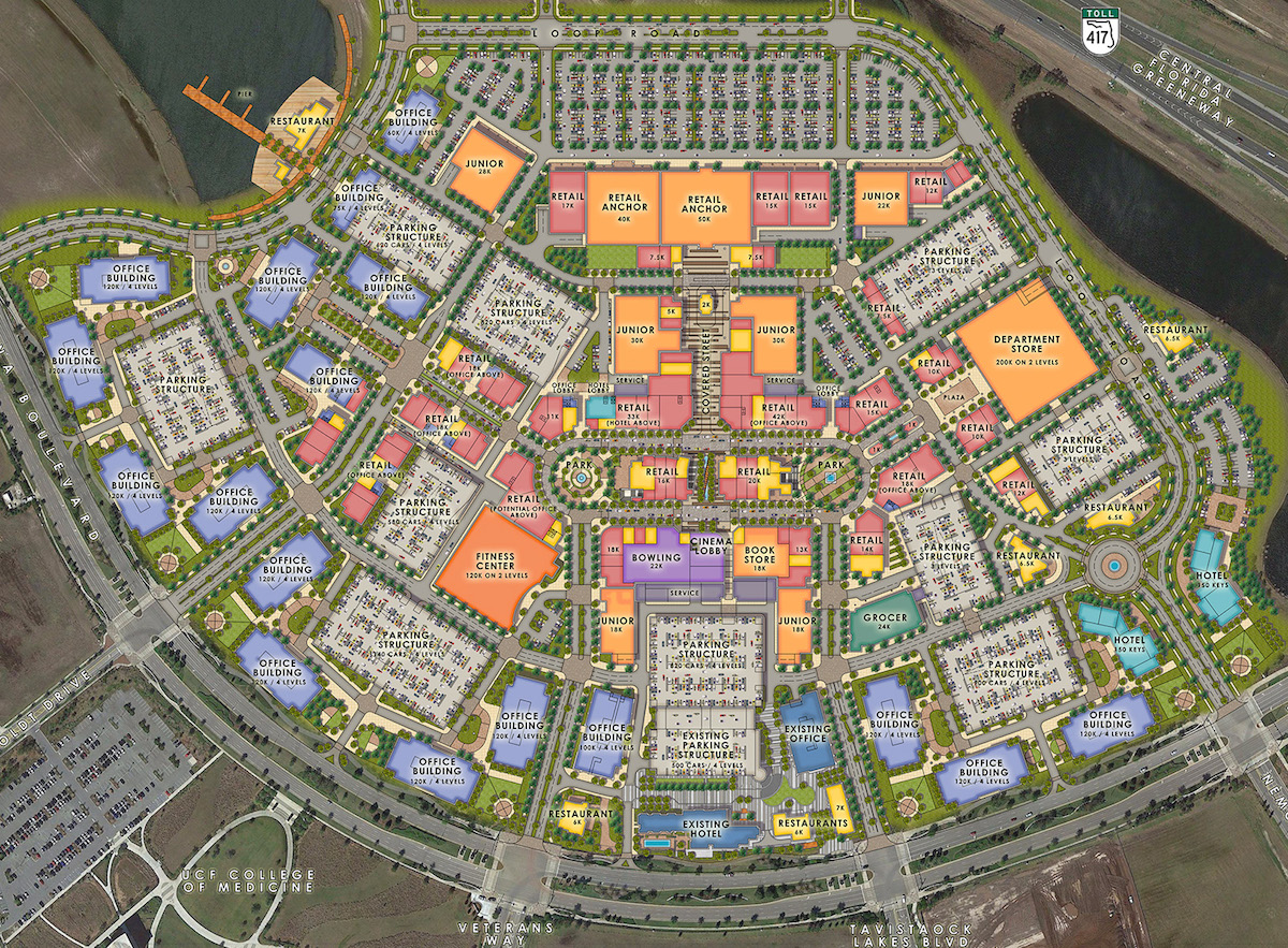 Lake Nona Orlando Design Architect Masterplan