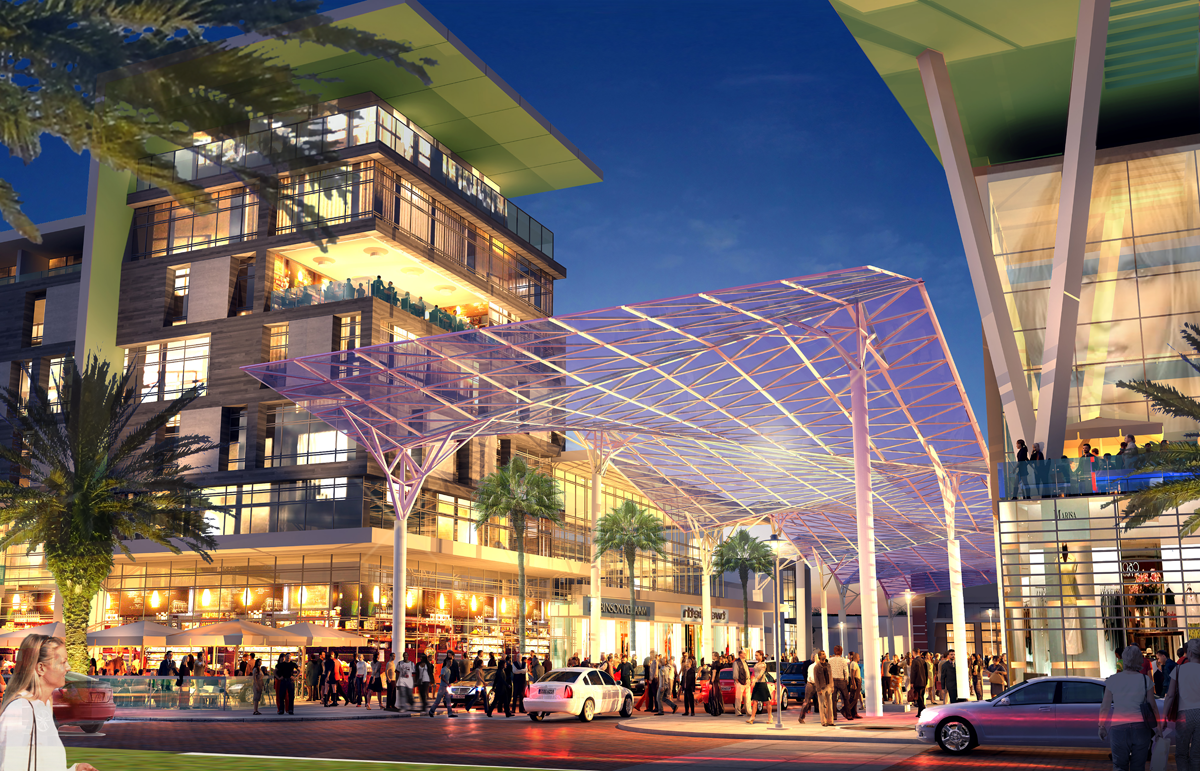 Lake Nona Orlando Town Center Design Architect