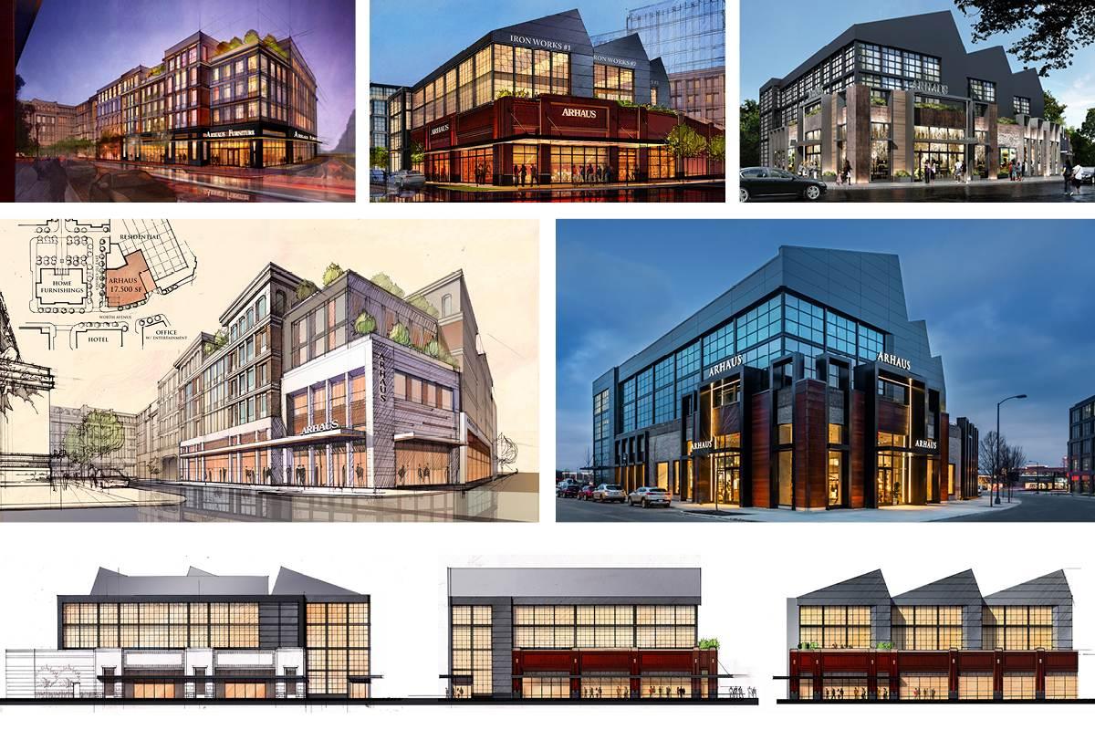 Easton Town Center designer