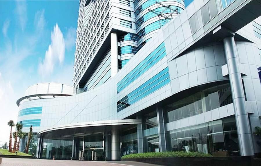Bank Mega Jakarta Indonesia Design Architects