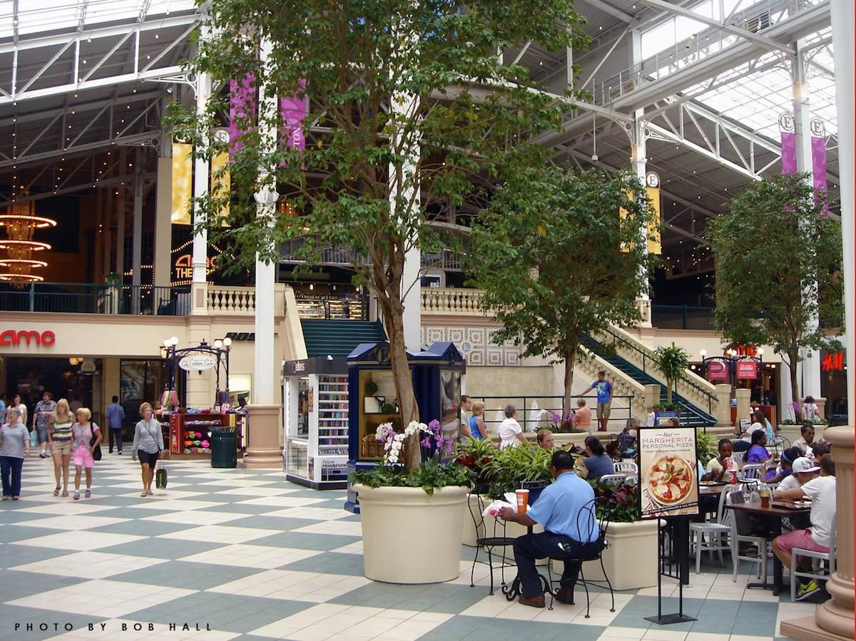 Easton Town Center Design Architects Columbus Ohio