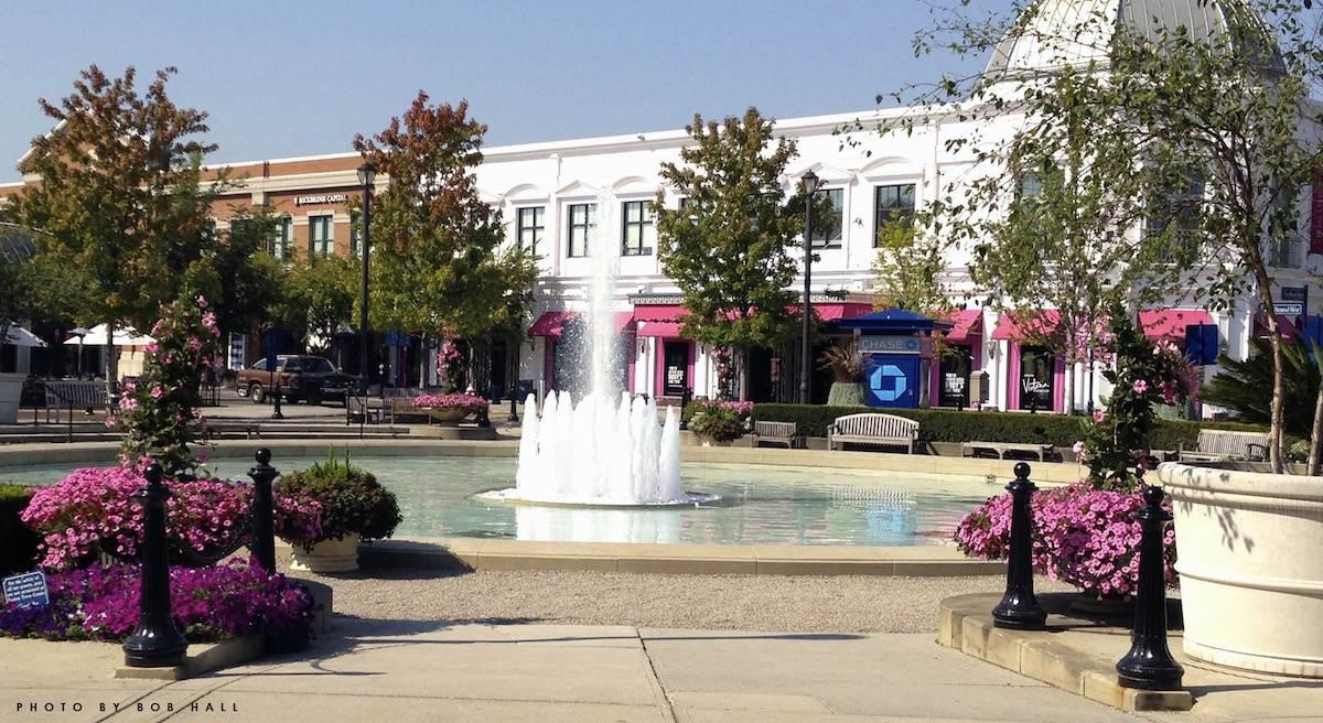 Easton Town Center Design Architects Ohio
