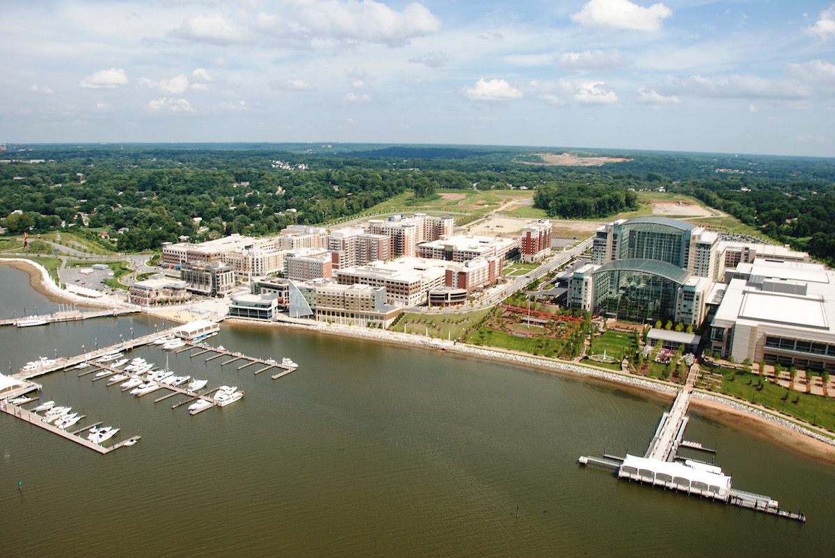 National Harbor Prince Georges County Maryland Design Architects