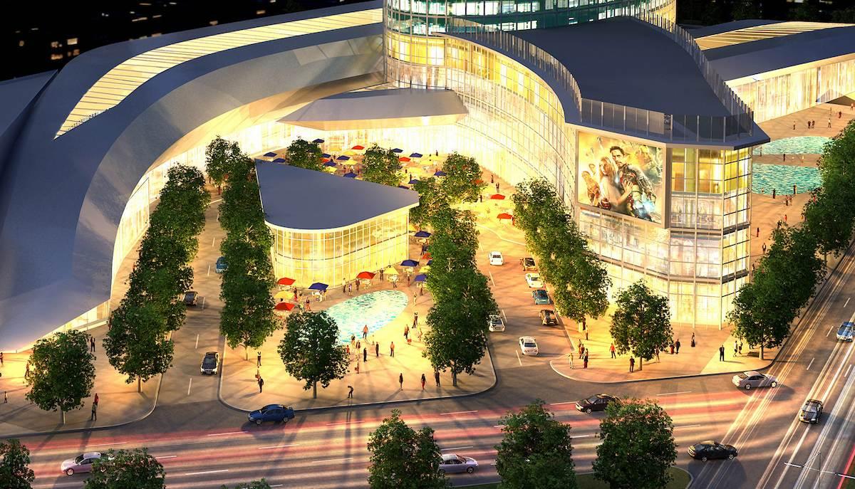 Plaza 250 Istanbul Design Architects / Mimarlar