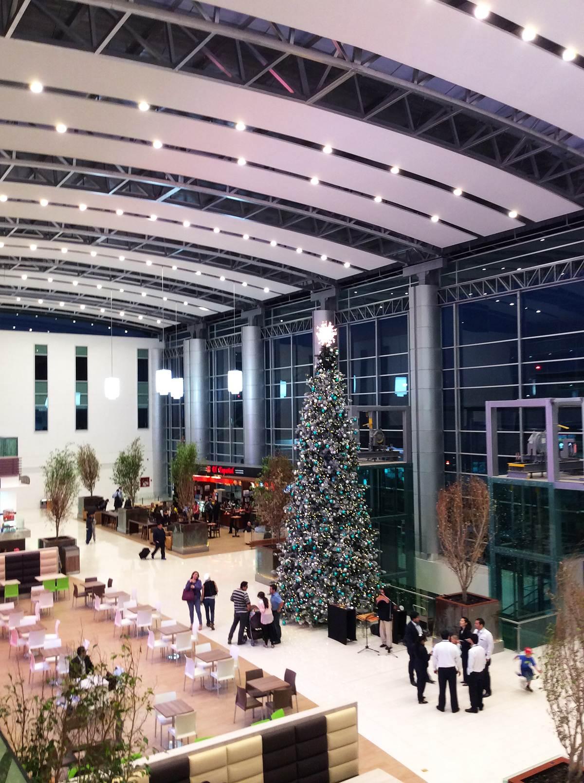 Quito Airport Center Design Architect