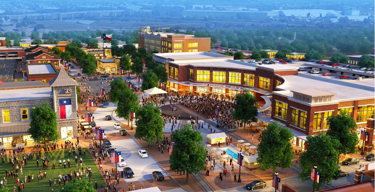 The Stockyards Ft Worth Texas Design Architects / Architectos