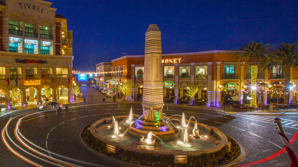Tivoli Village Las Vegas Design Architect Firm