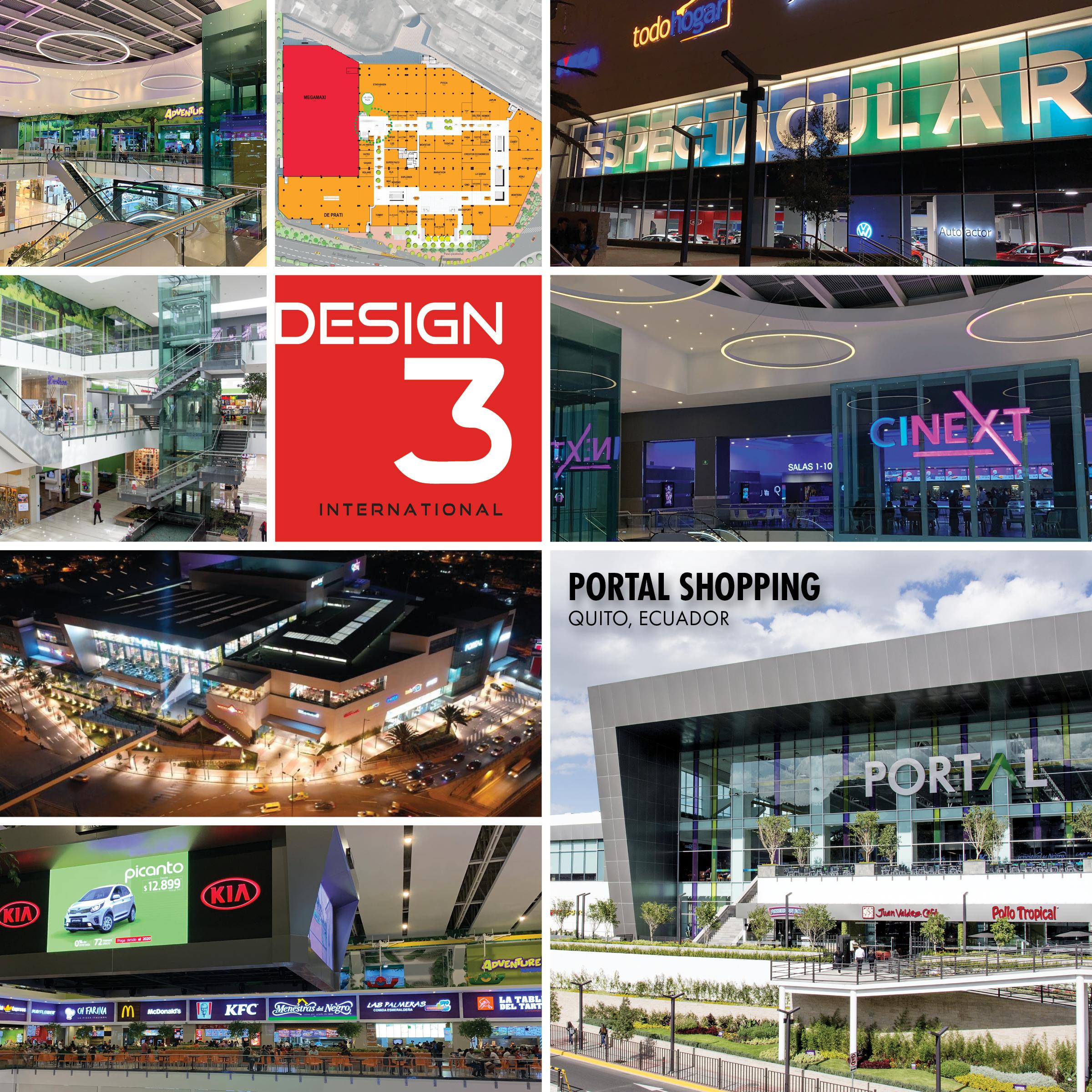 Portal Shopping Architects