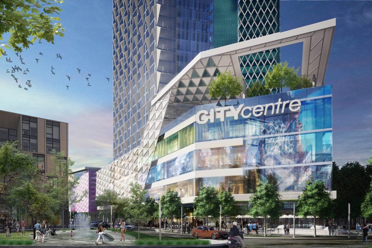 City Centre Izmir contemporary mixed use design mimar / architect