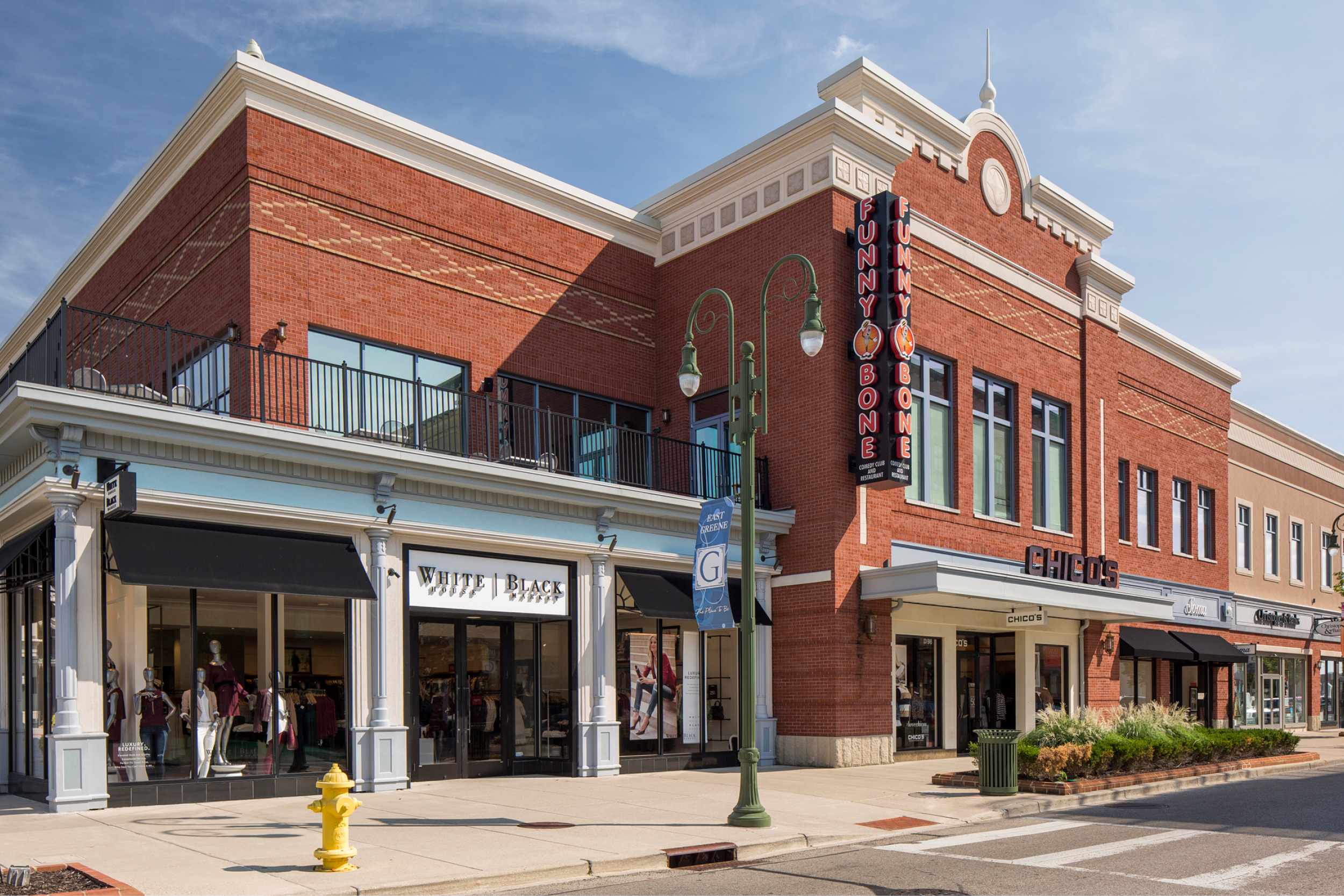 The Greene Town Center Design Architects
