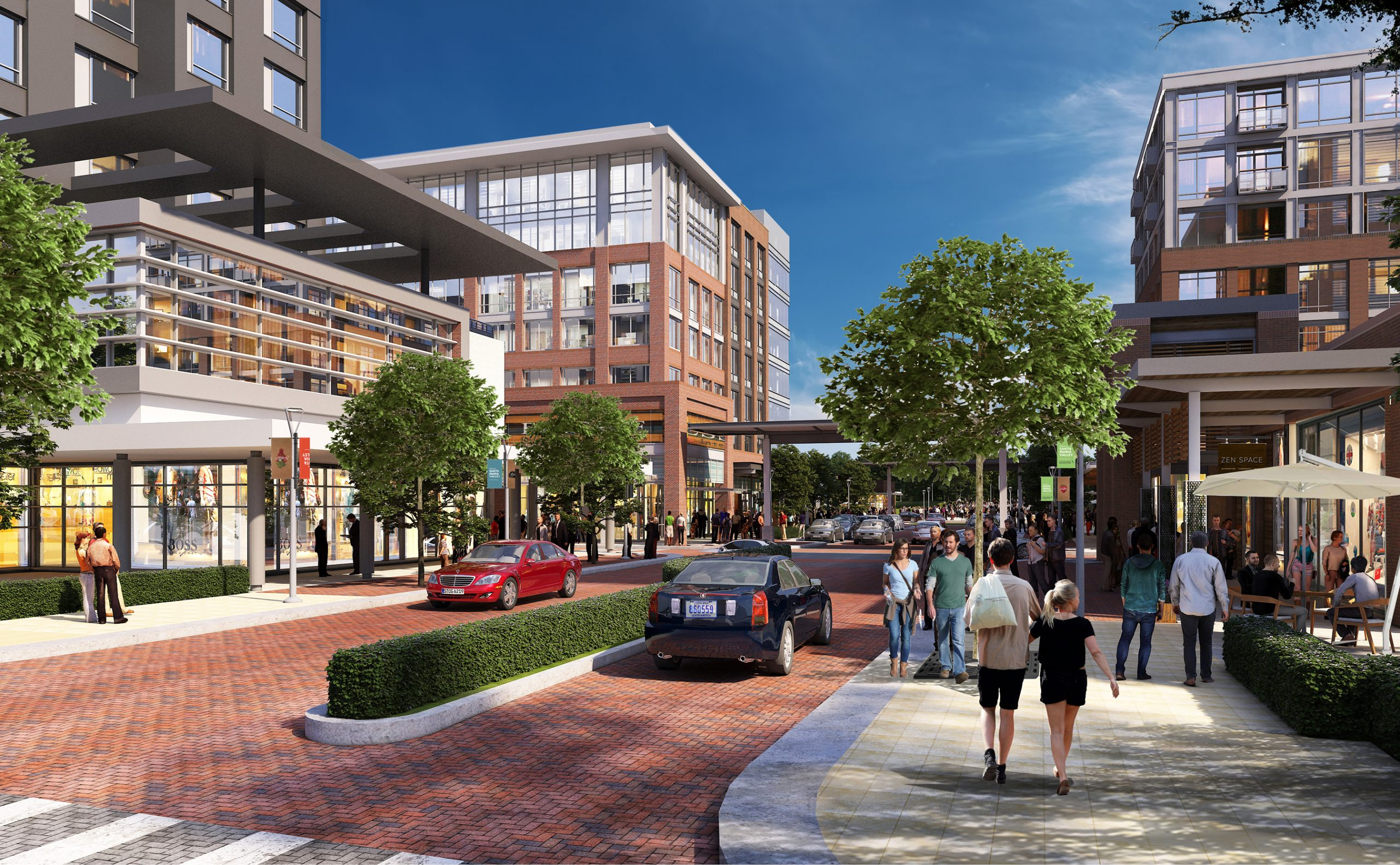 integrating residential to create mixed-use communities