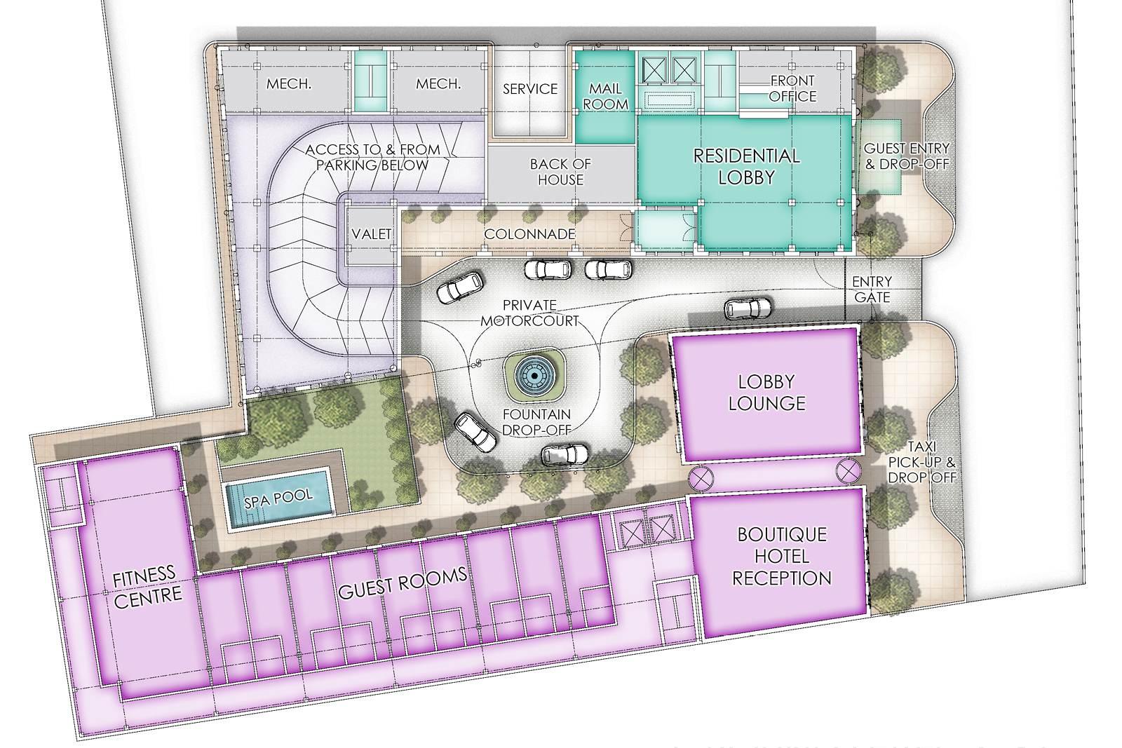 luxury residential design architect
